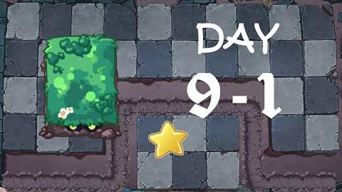 Plants vs. Zombies Online - Mausoleum 9-1II
