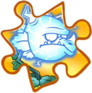 Thundersnapdragon Legendary Puzzle Piece (New)