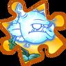 Thundersnapdragon Legendary Puzzle Piece (New)