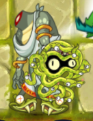 Dead Zombie Medusa