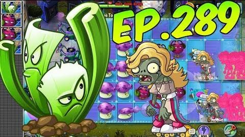 Plants vs. Zombies 2 New Glitter Zombie - Neon Mixtape Tour Day 6 (Ep