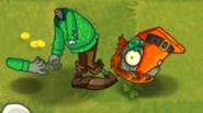 Dead Luck O' Conehead