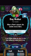 Dog Walker stats