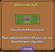 Hocus Crocus Unlocked