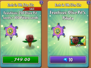 Olive Pit Bundle & Piñata Feastivus