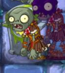 Roman Zombie rising