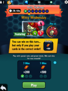April 12th, 2017 Daily Challenge Menu