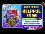 Hocus Crocus' Helpful Season Ending