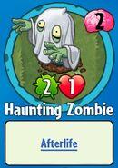 Obtaining Haunting Zombie