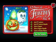 12DaysofFeastivusDay6JackOLantern&GhostPepper