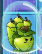 Shielded Apple Tosser