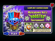 Gloom Vine's Glorious Season - Murkadamia Nut's BOOSTED Tournament