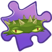 Spikeweed Puzzle Piece