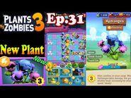 Plants vs. Zombies 3 - New Plant Hydrangea (Ep