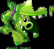 Snap Pea Puzzle Piece texture