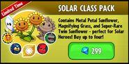 Solar Class Pack