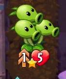 Threepeater double strike