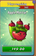 Apple Mortar Store New Promoted