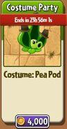 CostumePartyPeaPod