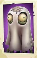 Ghost Zombie PvZ3 portrait