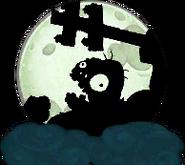 Bad Moon Rising Cardface