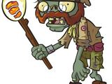 Zombi explorador
