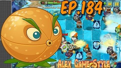 Plants vs. Zombies 2 Citron in the frost World - Frostbite Caves Day 18 (Ep