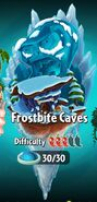 Frostbite Caves with Difficulty