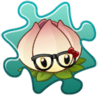 Power Lily Costume Puzzle Piece