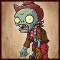 PvZ2 Cowboy Zombie