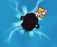 Rose Thorn's silhouette