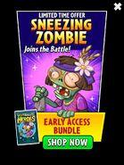 SneezingZombieAd