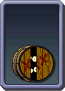 Pirate Barrel Almanac Icon