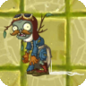 Lost Pilot Zombie