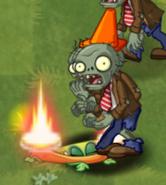 Explode-o-Vine Plant Food Armor Explode