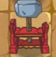 Hammer Stand