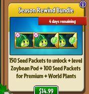 Season Rewind Bundle - Zoybean Pod