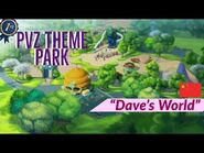 First Ever Plants Vs Zombies THEME PARK !