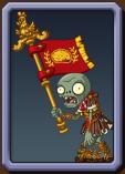 Roman Flag Zombie Icon