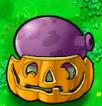 Fume shroom pumpkin