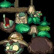 Jungle Drummer textures 1