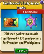 Tumbleweed's Early Access Bunde