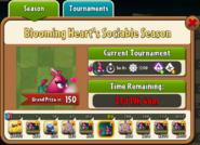Blooming Heart's Sociable Season Prize Map
