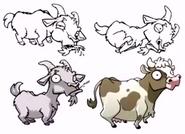 Farm animals - ArtofReanimPvZ2
