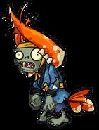 HD Shrimp Soldier Zombie