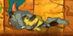Jurassic Bully died