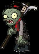 Terracota Zombie HD