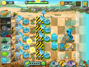Nicko756 - PvZ2 - Big Wave Beach - Day 15 - 003