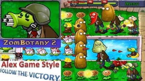 Plants vs. Zombies - Mini Games - Zombotany 2 (Android Gameplay HD) Ep