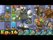 Plants vs. Zombies All Stars All Bosses Journey to the West (Ep